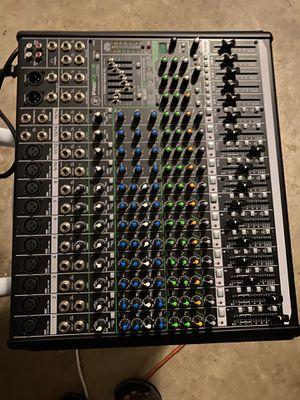 Like new Mackie profx16v2 for Sale in Greenacres, FL