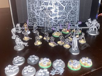 Indomitus Necron Army for Sale in Hockley,  TX