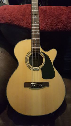 Fender GC 140 SCE 2010 Natural for Sale in Los Angeles, CA