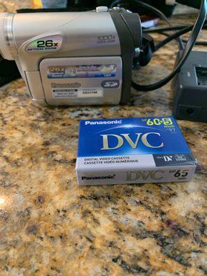 Panasonic 26x Optical Zoom Video Camera for Sale in Merritt Island, FL