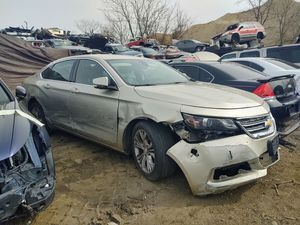 2014 Chevy Impala in for parts. Cash Only - You Pull it. for Sale in Temple Hills, MD