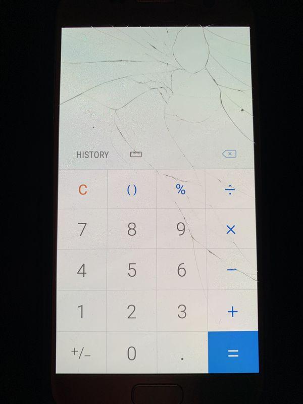 Samsung Galaxy S7 Unlocked Clean IMEI