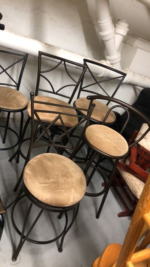 Stools chairs $30 each for Sale in Allentown, PA