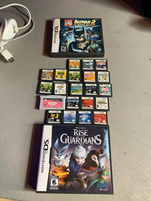 Kid friendly DS Lite Games for Sale in San Fernando, CA