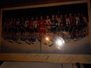 500 Goal Scorers Poster for Sale in Detroit, MI
