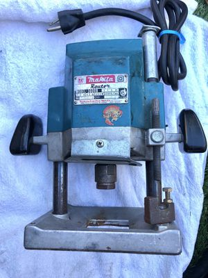 🛠 MAKITA PLUNGE ROUTER MOTOR 14 amps 🛠 for Sale in Los Angeles, CA
