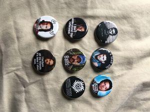 Supernatural pins for Sale in Bangor, ME