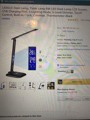 Led lamp for Sale in Las Vegas, NV