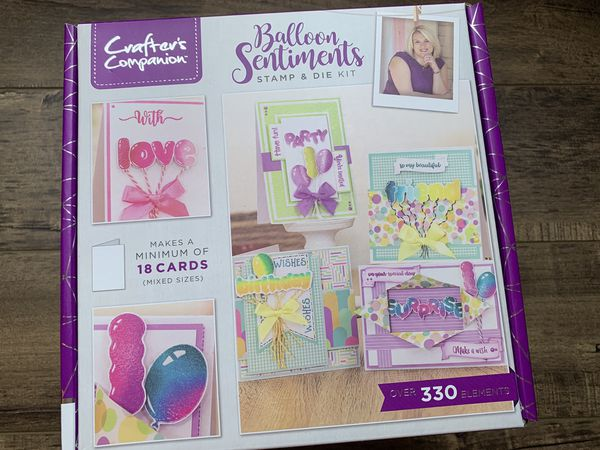 Crafter's Companion Craft Kits