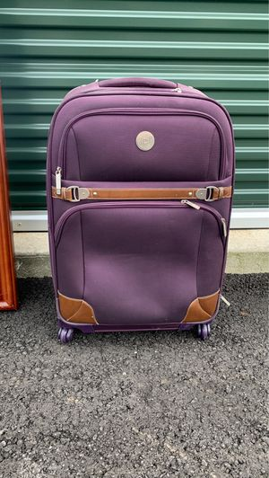 purple chaps suitcase for Sale in Spring Hill, TN