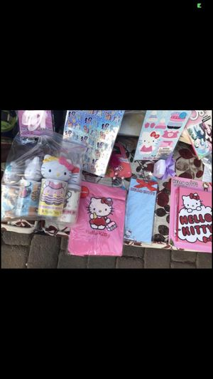 Hello kitty bundle all for 10.00 for Sale in Surprise, AZ