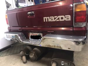Mazda b2200 bumper rear chrome for Sale in Kent, WA