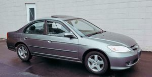 clean title, smog check done-+2OO5 Honda Civic for Sale in Richmond, VA