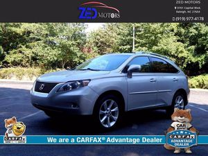 2011 Lexus RX 350 for Sale in Raleigh, NC