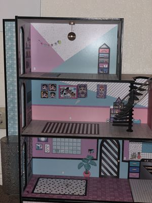 LOL Suprise doll house for Sale in Dallas, TX