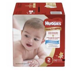 Huggies Little Snugglers Size 2 92ct for Sale in Auburn,  WA