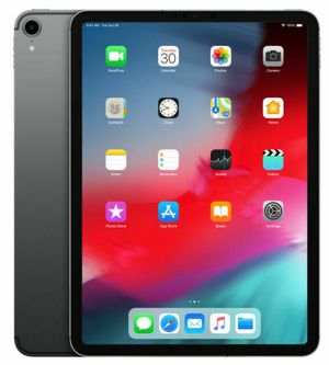 """Apple iPad Pro 11"""" SEALED space gray 64GB - full one yr warranty from Apple Store. All screen no home button, Apple Pencil & Smart Keyboard capable! for Sale in Encinitas, CA"""