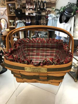 Longaberger Bayberry Basket 1993 (west side) for Sale in El Paso, TX