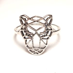 Panther Silver Ring for Sale in Winston-Salem, NC