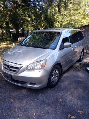 2007 Honda Odyssey LX Leather All Power for Sale in Richmond, VA
