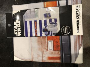 Star Wars R2D2 Shower Curtain for Sale in Catonsville, MD
