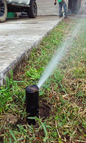 Lawn Sprinkler & back flow preventer for Sale in Houston, TX