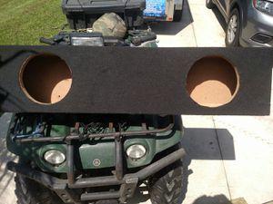 "Dual 10"" sub box sealed for Sale in Lehigh Acres, FL"