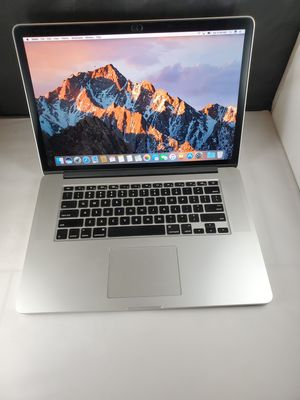 2015 Macbook Pro 15 - 16GB Ram 256GB for Sale in Vancouver, WA