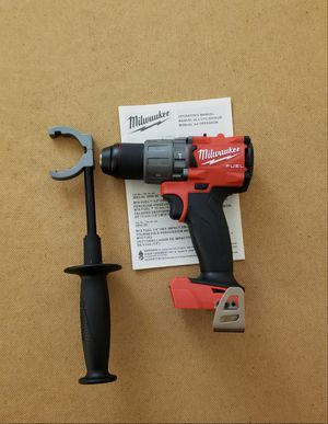 New Hammer Drill Milwaukee Fuel FIRM PRICE for Sale in Woodbridge, VA