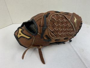 Mizuno Baseball Glove Mitt 10 Inch Tball Youth Power Close RHT Leather for Sale in Pelham, NH