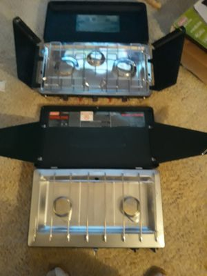 Propane camping stove for Sale in East Saint Louis, IL