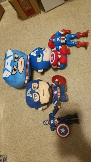 Captain America for Sale in Lakewood, WA