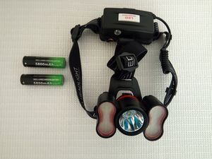 21 Led Hiking Lighting Rechargeable Headlamp Led Headlight for Sale in San Diego, CA