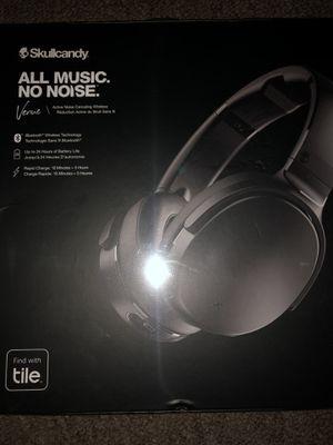 Skullcandy wireless headphones for Sale in Bridgeport, CT