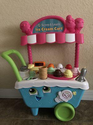 LeapFrog Ice Cream Cart for Sale in Apopka, FL