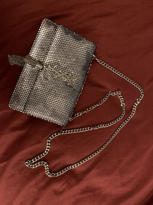 YSL silver chain bag for Sale in Los Angeles, CA