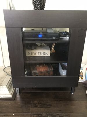 Electronics Entertainment Shelf Cabinet (Set of 2) for Sale in Oceanside, CA