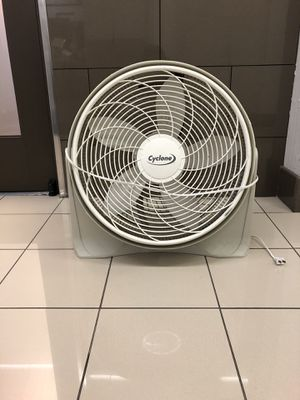 Cyclone 3-Speed Fan for Sale in Arlington, VA