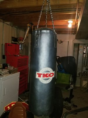 punching bag for Sale in Saint Ann, MO