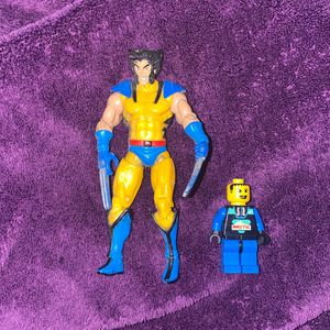 Wolverine Mini Figure Marvel X-Men Toy for Sale in Paramount, CA