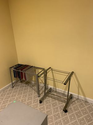 Metal Rolling file cart -2 for Sale in Canton, MI
