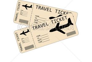 Travel ticket for Sale in Macomb, MI