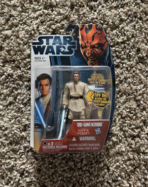 Star Wars Obi-Wan Kenobi Figure for Sale in Austin, TX