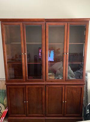 Book shelf/cabinet (3 sets) for Sale in La Mesa, CA