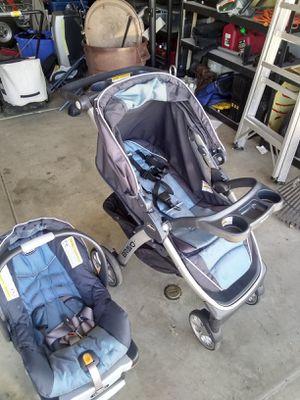 Chicco Stroller Car Seat Combo 3in1 for Sale in Menifee, CA