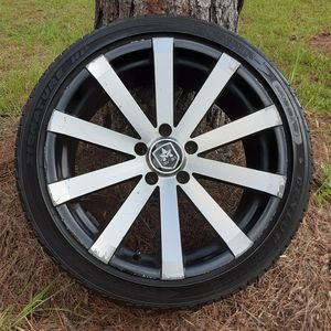 (4) 18in Avicci luxury rims for Sale in Pensacola, FL