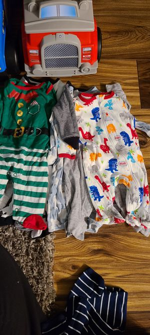 0- 3months baby boy clothes for Sale in Pico Rivera, CA