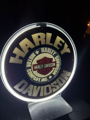 Harley Davidson Sign for Sale in Federal Way, WA