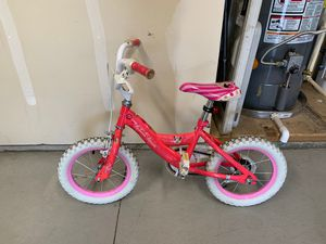 """14"""" Minnie Mouse bike - ready to ride. for Sale in Boise, ID"""