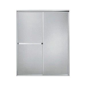 """47"""" to 52"""" W Framed Bypass / Sliding Silver Shower Door - New in Box for Sale in Tualatin, OR"""